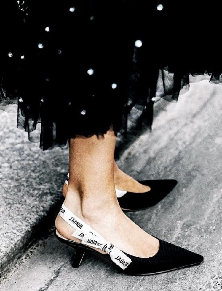 Slingback Dior