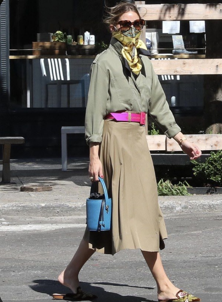 outfit Chic Olivia Palermo